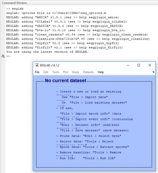 CIMeC Wiki | Data pre-processing